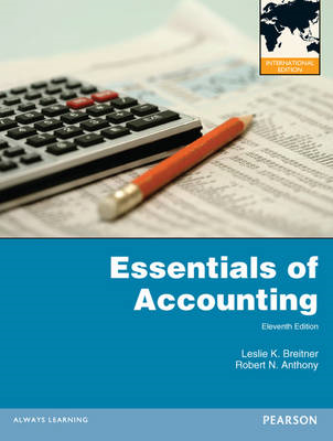 Essentials of Accounting (BOK)