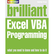 Brilliant Excel VBA Programming (BOK)