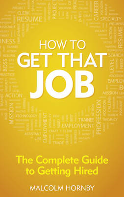 How to get that job (BOK)