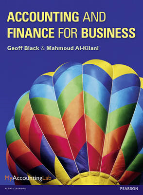 Accounting and Finance for Business (BOK)