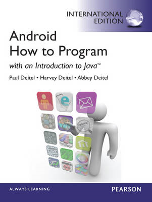 Android: How to Program: With an Introduction to Java (BOK)