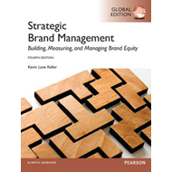 Strategic Brand Management: Global Edition (BOK)