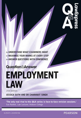 Law Express Question and Answer: Employment Law (BOK)