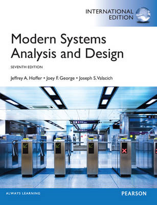 Modern Systems Analysis and Design (BOK)