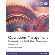Operations Management, Plus MyOMLab with Pearson Etext (BOK)