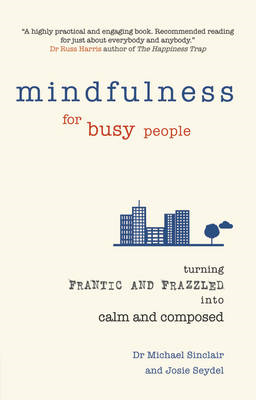 Mindfulness for Busy People (BOK)