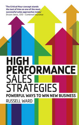 High Performance Sales Strategies (BOK)