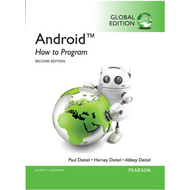 Android: How to Program, Global Edition (BOK)