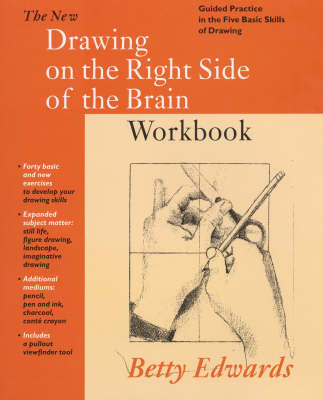 New Drawing on the Right Side of the Brain Workbook (BOK)