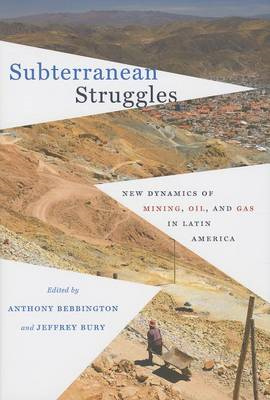 Subterranean Struggles: New Dynamics of Mining, Oil, and Gas in Latin America (BOK)