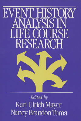 Event History Analysis in Life Course Research (BOK)
