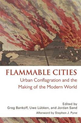 Flammable Cities: Urban Conflagration and the Making of the Modern World (BOK)