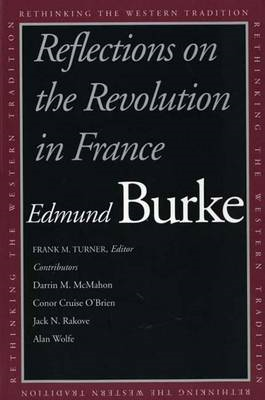 Reflections on the Revolution in France (BOK)