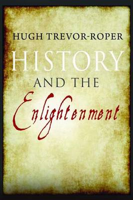 History and the Enlightenment (BOK)