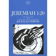 Jeremiah 1-20: A New Translation with Introduction and Commentary (BOK)
