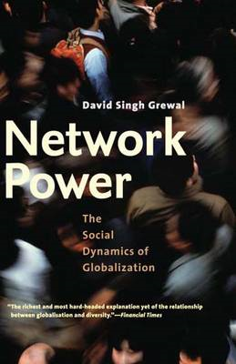 Network Power: The Social Dynamics of Globalization (BOK)