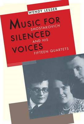 Music for Silenced Voices (BOK)