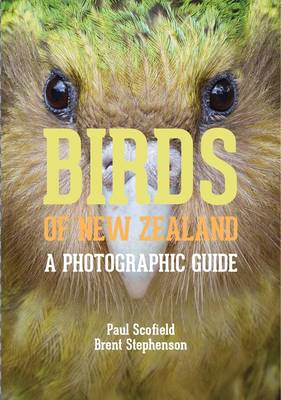 Birds of New Zealand: A Photographic Guide (BOK)