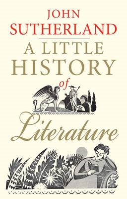 Little History of Literature (BOK)