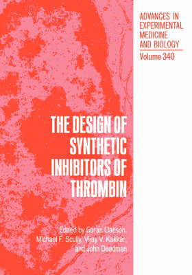 Design of Synthetic Inhibitors of Thrombin (BOK)