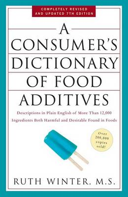 Consumer's Dictionary of Food Additives (BOK)