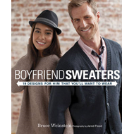 Boyfriend Sweaters: 19 Designs for Him That You'll Want to Wear (BOK)