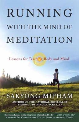 Running With The Mind Of Meditation (BOK)