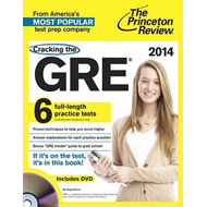 Cracking the GRE: 2014 (BOK)