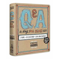 Q and A a Day for Kids: A Three-year Journal (BOK)