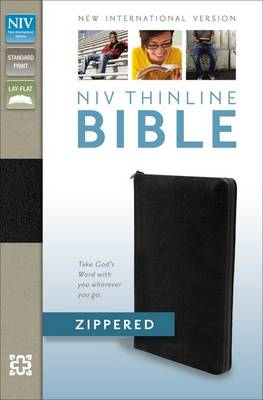 NIV Thinline Zippered Collection Bible (BOK)