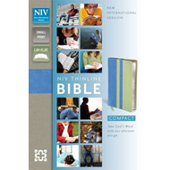NIV Thinline Bible (BOK)