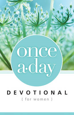 Once-a-day Devotional for Women (BOK)