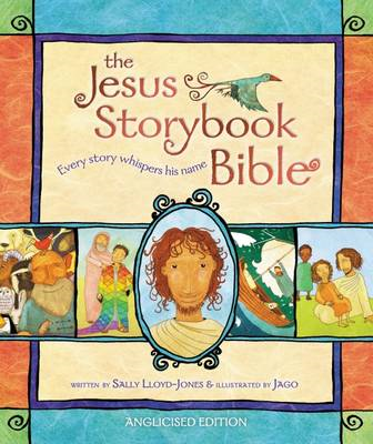 Jesus Storybook Bible (BOK)