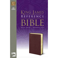 King James Reference Bible (BOK)