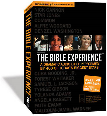 Inspired by the Bible Experience: The Complete Bible