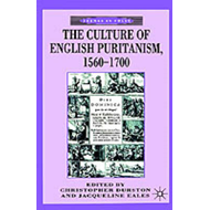 Culture of English Puritanism, 1560-1700 (BOK)