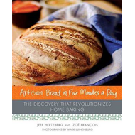 Artisan Bread in Five Minutes a Day (BOK)