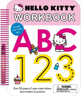 Hello Kitty: Workbook ABC, 123 (BOK)