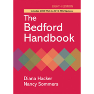 The Bedford Handbook with 2009 MLA and 2010 APA Updates (BOK)