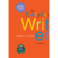 The Everyday Writer with 2009 MLA and 2010 APA Updates (BOK)
