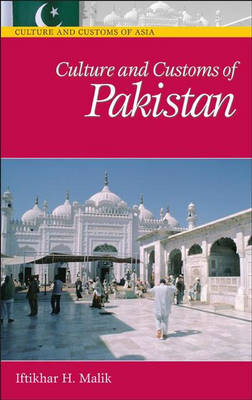 Culture and Customs of Pakistan (BOK)