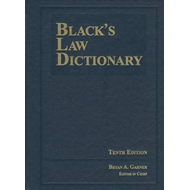 Black's Law Dictionary (BOK)