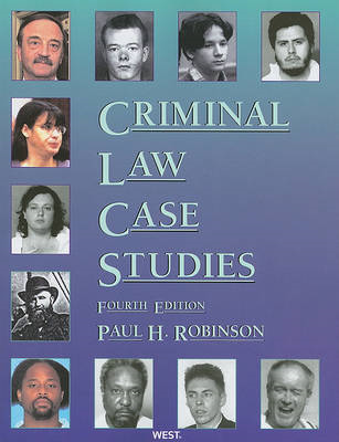 Criminal Law Case Studies (BOK)
