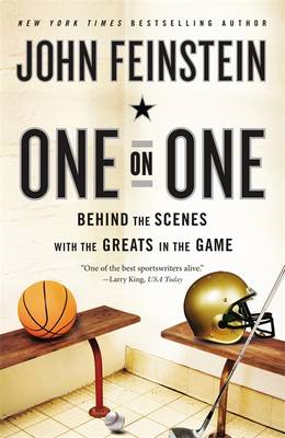One on One: Behind the Scenes with the Greats in the Game (BOK)