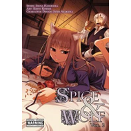 Spice and Wolf, Vol. 2 (manga) (BOK)