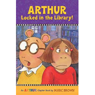 Arthur Locked in the Library! (BOK)