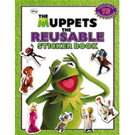 The Muppets: The Reusable Sticker Book (BOK)