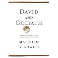 David and Goliath: Underdogs, Misfits, and the Art of Battling Giants (BOK)