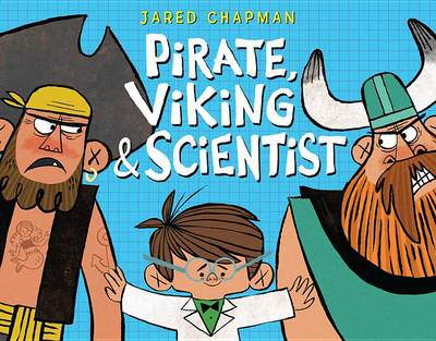 Pirate, Viking & Scientist (BOK)