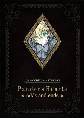PandoraHearts odds and ends (BOK)